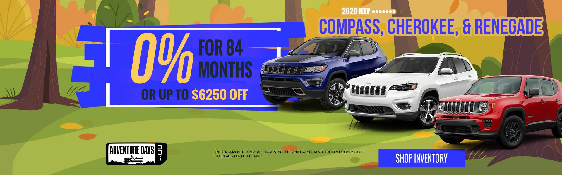 ALL 2020 WRANGLER MODELS RECEIVE FRIENDS AND FAMILY PRICING  HURRY WHILE SUPPILES LAST